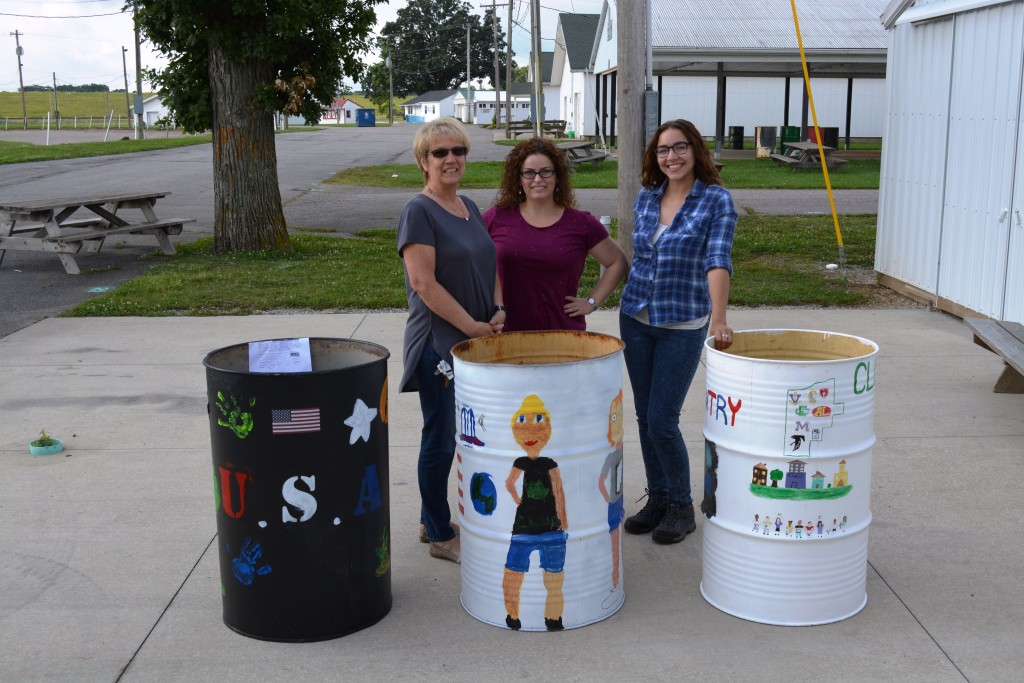 2017 LC Fair Trash Barrel Painting Contest Winners